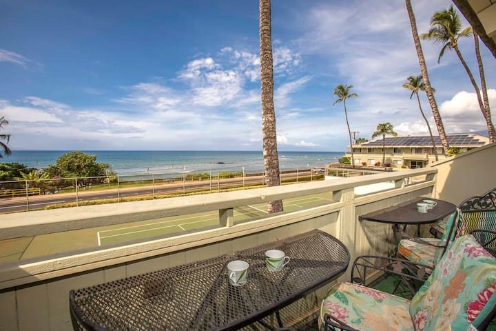 Shores of Maui Ocean View 1bd/1ba