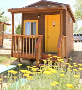 Canyons of Escalante RV Park Cabin 2