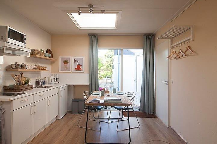 wellness appartement De Kersenbongerd met sauna