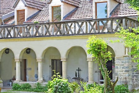 la chapelle du domaine - Saint-Loup-Géanges - Bed & Breakfast