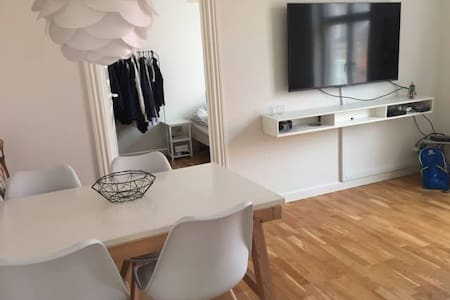 Cozy apartment in the center of Aalborg - Aalborg - Departamento