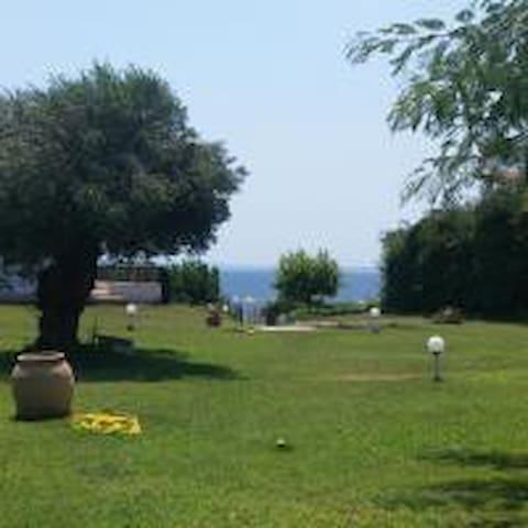 Poseidon Garden & Beach House