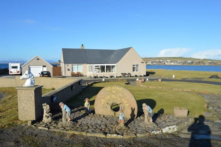 Ayre of Cara Bed & Breakfast (The Scapa View Room)