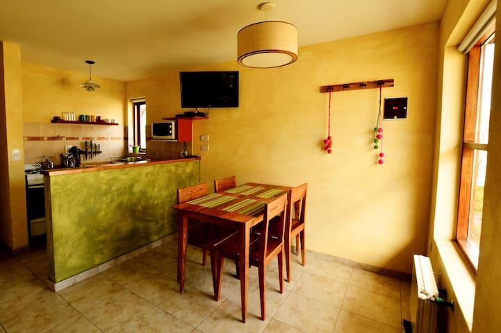 El Chaltén - Apartamento - Latitud 49° Apart