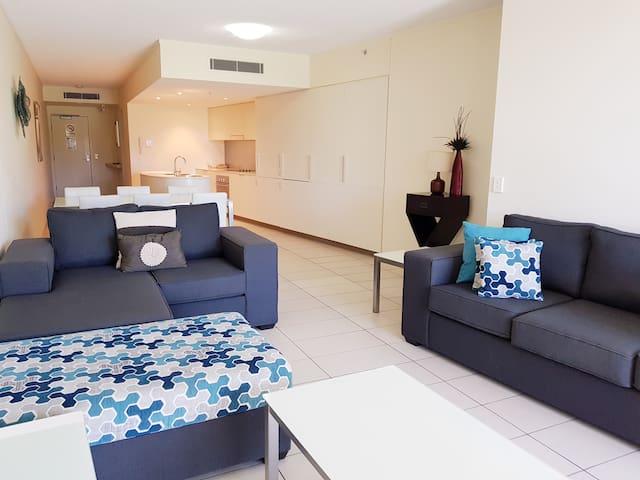 2 Bedroom Apartment Beach View Coolangatta