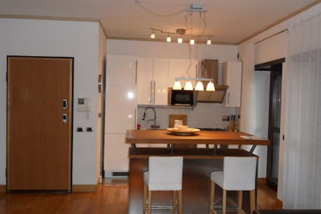 Luxury Home -Superbly furnished two bedroom in Eur - Roma - Apartment