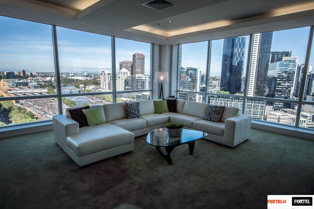 Luxury Penthouse With Amazing Views Apartments For Rent In Melbourne Victoria Australia