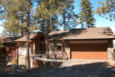 House & Beautiful Lake Tahoe Views - Glenbrook - Haus