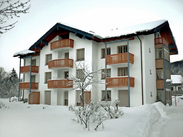 50 m² apartment Bibelöd for 4 persons in Ruhpolding - Ruhpolding - Pis