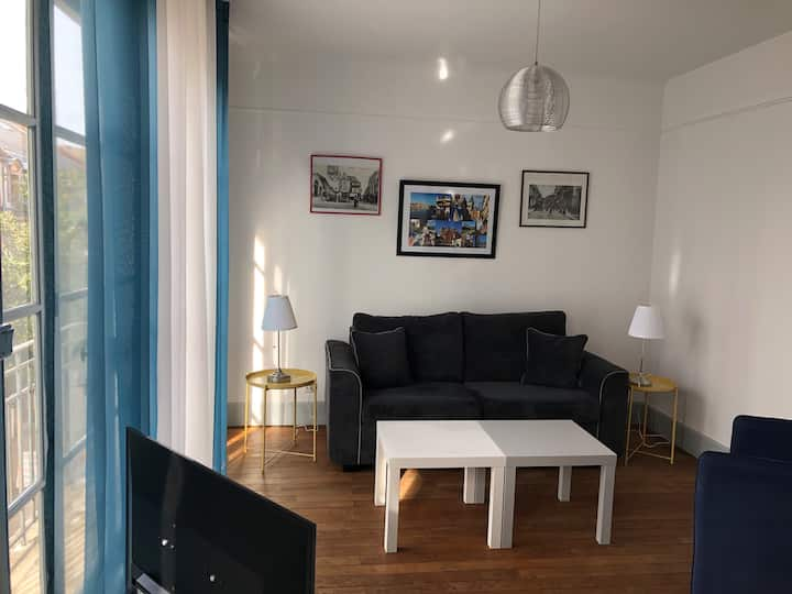 Beautiful apartement in Auxerre