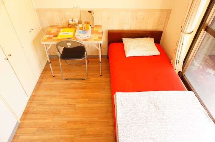 Private apartment for solo traveler in Shinjuku