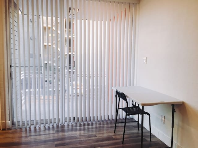 Studio Apartment In Downtown Phoenix