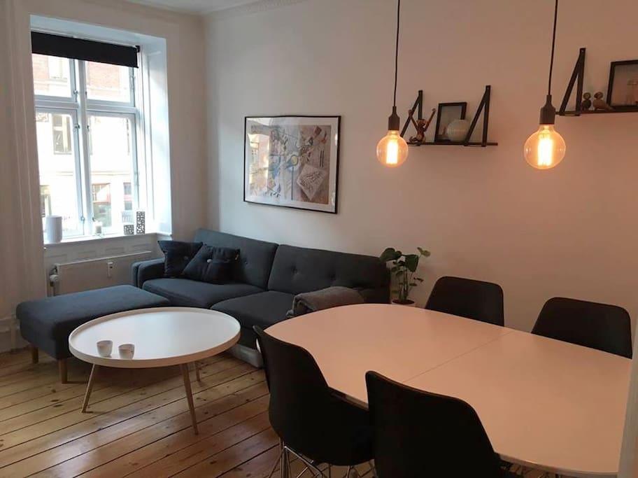 Livingroom / Stuen