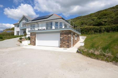 Crellas Beach Apartment, Seaton, Cornwall