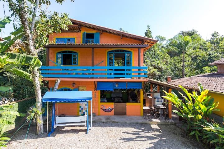 Puruba Stock: delicious beach house