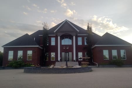 Stoneridge Mansion - Spruce Grove