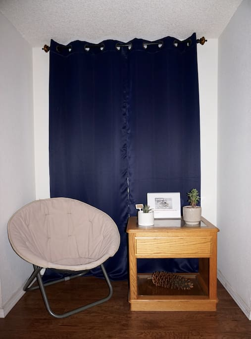 East Reading Nook