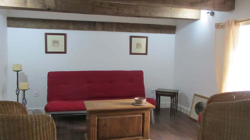 countryside apartment, Department of Vosges - Trémonzey - Flat