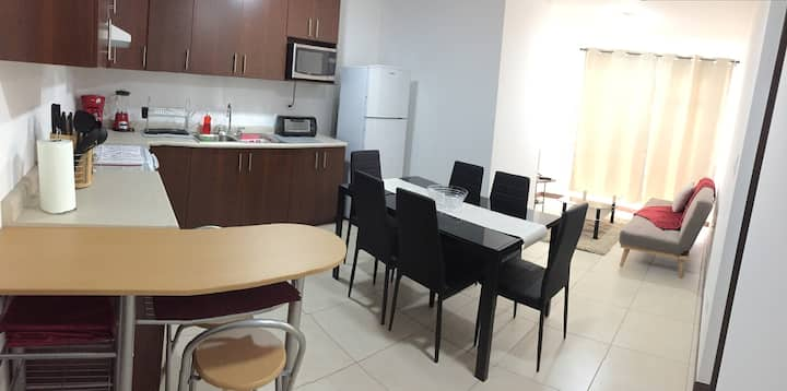 Fully equipped apartment near Roosevelt