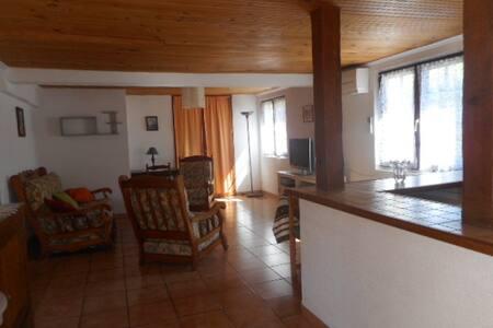 T2 BAS DE VILLA INDEPENDANT - Les Mayons - Apartment