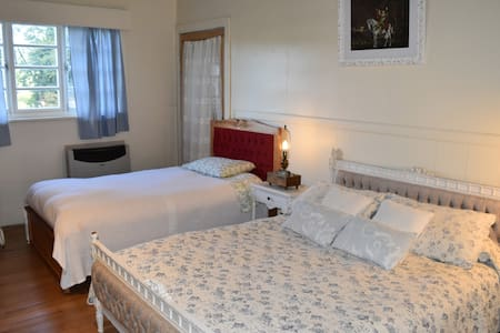 Casona Santa Marta room for 3 (Listing 1 of 3)