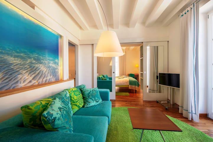 PICCOLO GRAND HOTEL - JUNIOR SUITE PANORAMIC