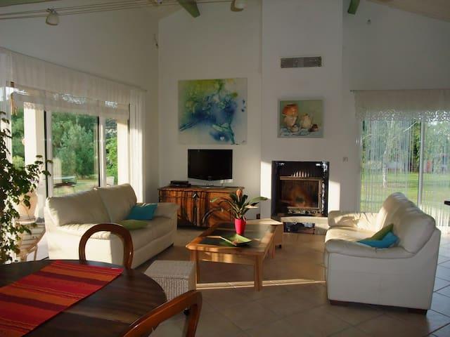 maison agréable à la campagne - Bioule