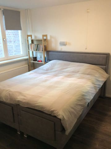 Slaapkamer Maastricht (zuid-oost) woonwijk De Heeg