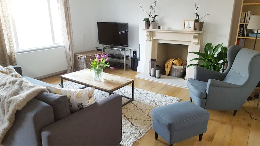 Richmond double bedroom with a private shower & WC - Richmond - Huoneisto