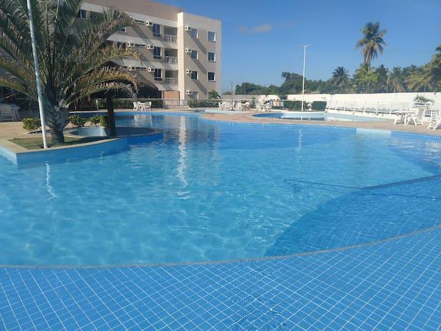 Apartamento Espetacular na grande Aracaju (praias)