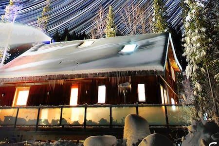 Bralorne Adventure Lodge