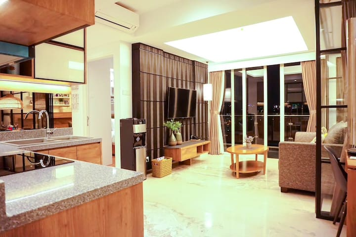 Bandung * Strategic *  3BDR Apartment with Style
