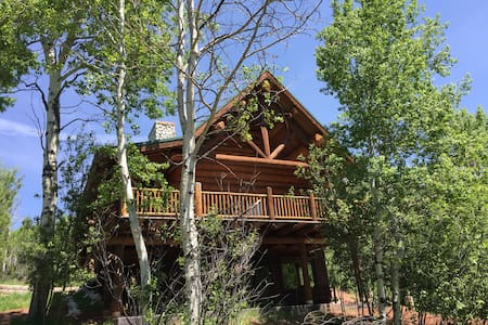COZY CABIN NEAR RIVER AND RESERVOIR,SPRING SPECIAL - Basalt - Hytte