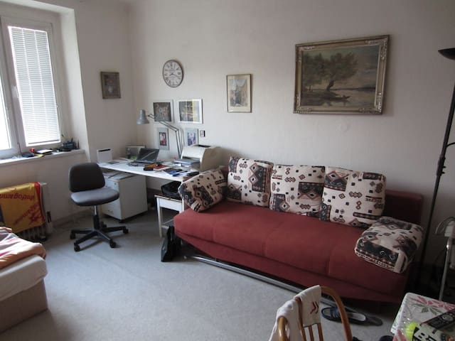 Nice apartment in an amazing locality