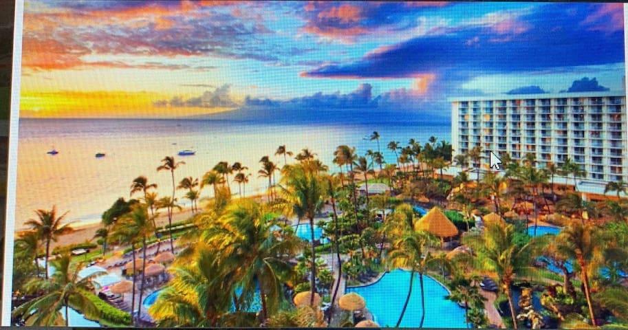 Westin Kanapali Ocean Resort Villas South Tower