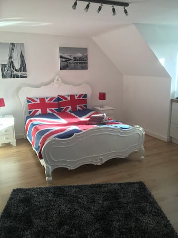 Charming double guest apartment - Marlow - Apartemen