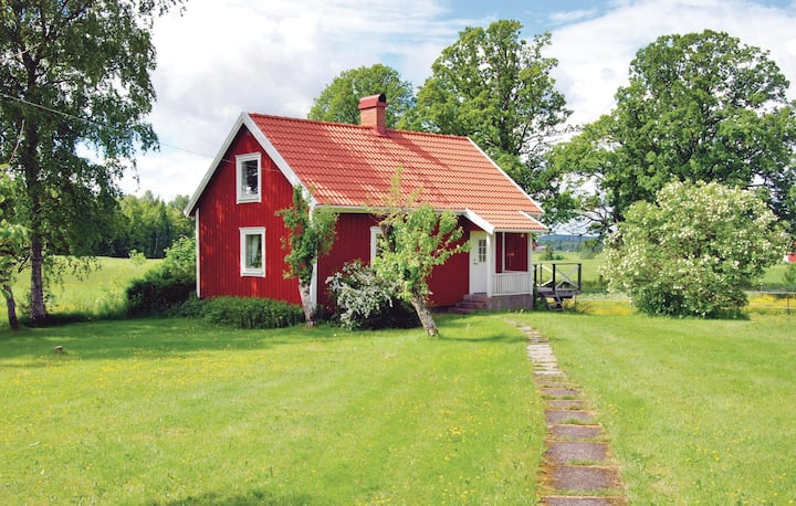 Awesome home in Mellerud with WiFi and 2 Bedrooms