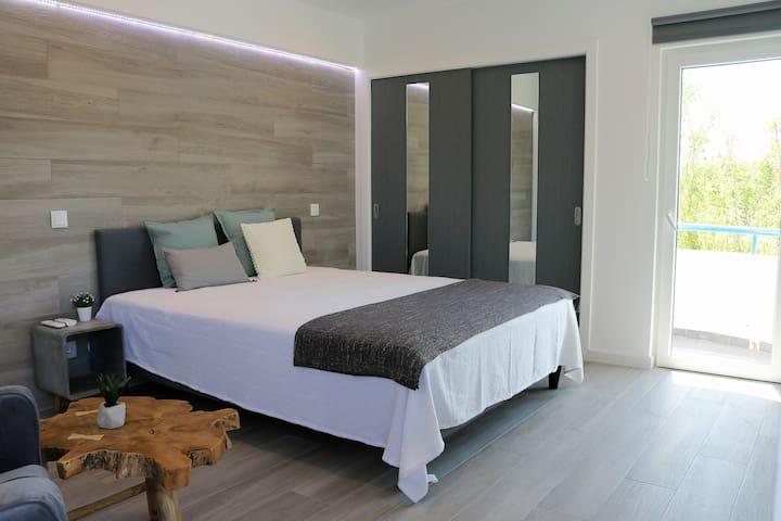 ★Modern 1 Bedroom Apt.69m2 Harbour@300m Beach@600m