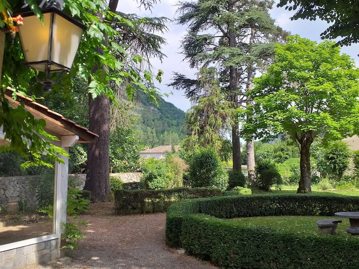 Le Jardin Secret, suite le Cocon, Saint-Antonin