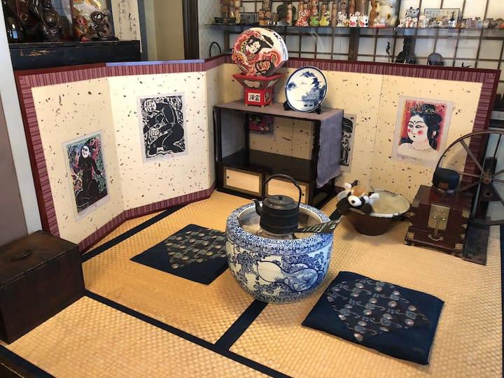 100% natural hot springs Ryokan +  Breakfast【6畳】