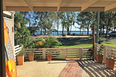 Waterfront Townhouse at Banksia Beach
