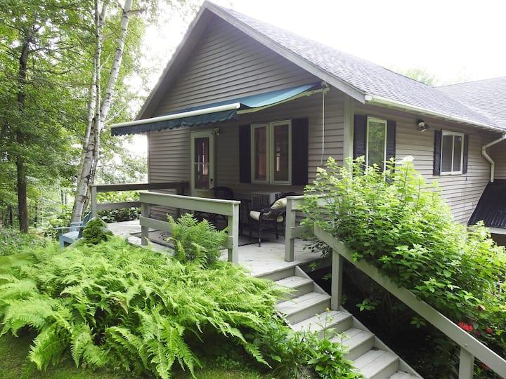 A Comfy Haven at Shangri-La Woods
