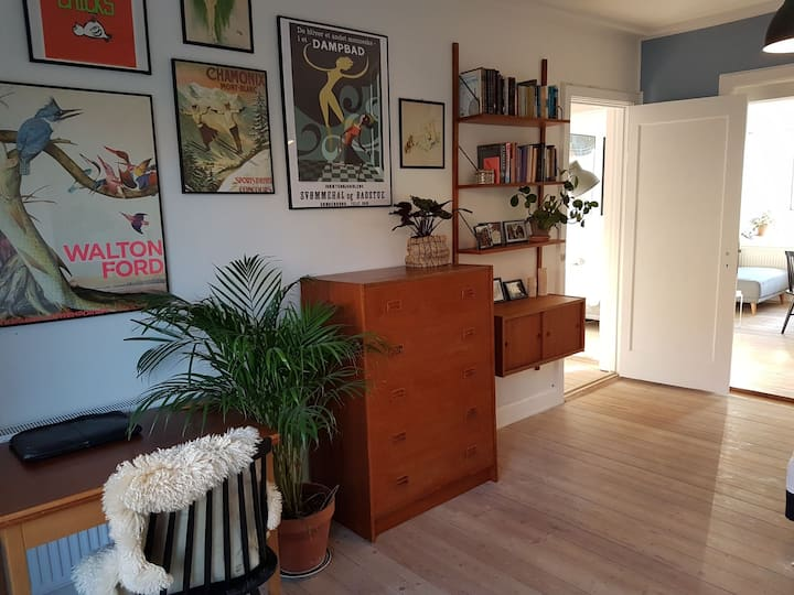 Nice 2-roomed apartment at Nørrebro