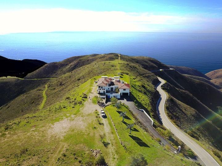 Malibu Luxury Ocean View Retreat