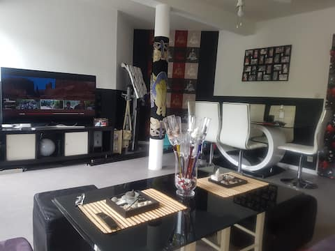 (Private Zen Room) Connected TV 15 m2