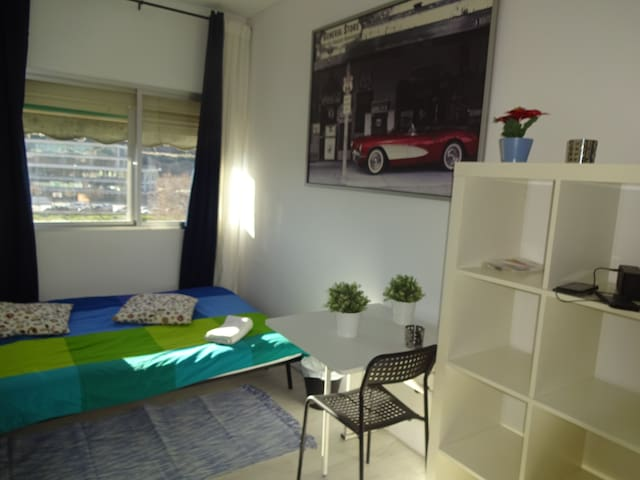 14Barcelona Sabadell Private room(shared apartment