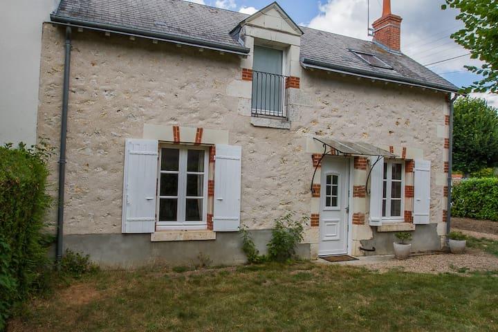 Maison de Charme au coeur des Châteaux de la Loire - Chouzy sur Cisse - Hus