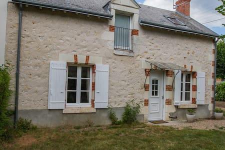 Maison de Charme au coeur des Chateaux de la Loire - Chouzy sur Cisse