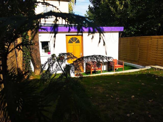 STUDIO PRIVÉ proche PARIS//ORLY