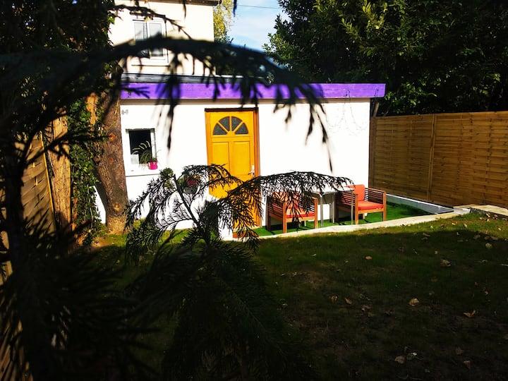 (New) Studio privé proche PARIS/ORLY